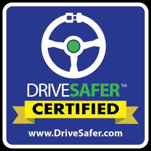Drive Safer Certified Logo